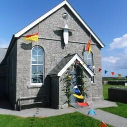 Escapes Chapel Sennen 3