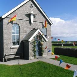 Escapes Chapel Sennen 4