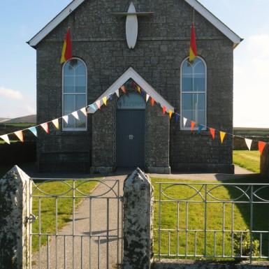 Escapes Chapel Sennen 2